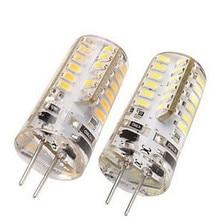 HRSOD 10 XG4 6 W 64LED X SMD 3014 450-600 LM 2800-3500/6000-6500 K Warm White/Cool White Spot Lights AC 220-240 V