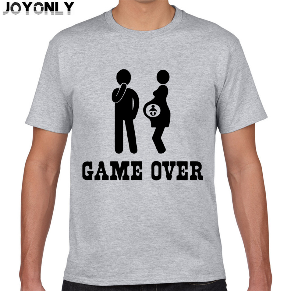 Online get cheap funny pregnancy shirts for men for Who prints t shirts
