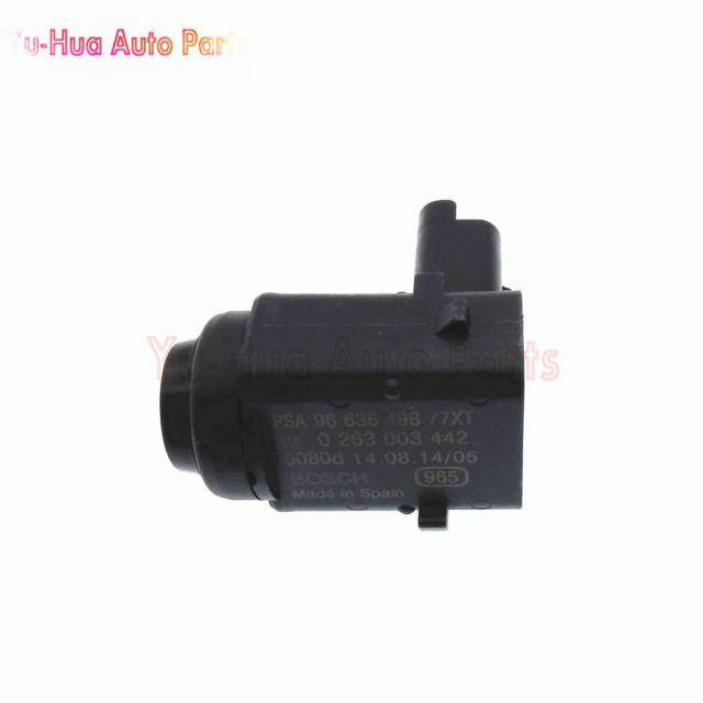 OE# PSA 9663649877 XT New PDC Parking Sensor For Citroen/Peugeot 407