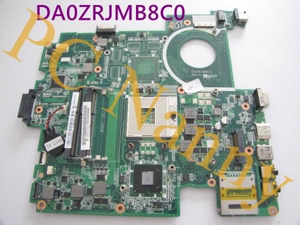 ФОТО For Acer TravelMate 5760 Laptop Notebook System Board Motherboard ZRJ DA0ZRJMB8C0
