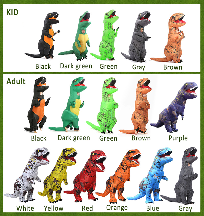 inflatable dinosaur costume-03