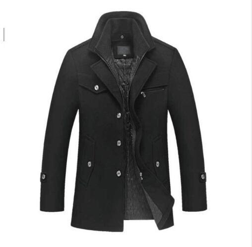 Płaszcz męski - aliexpress
