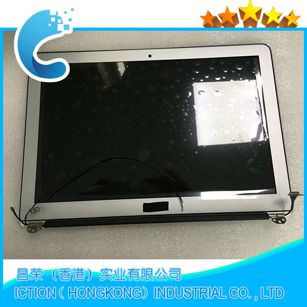 Original NEW 661-5732 661-6056 A1369 LCD Assembly For MacBook Air A1369 A1466 LCD 2010 2011 2012 LED Display Screen Assembly original new space grey silve laptop a1706 lcd assembly 2016 2017 for macbook pro retina 13 a1706 lcd screen assembly mlh12ll a