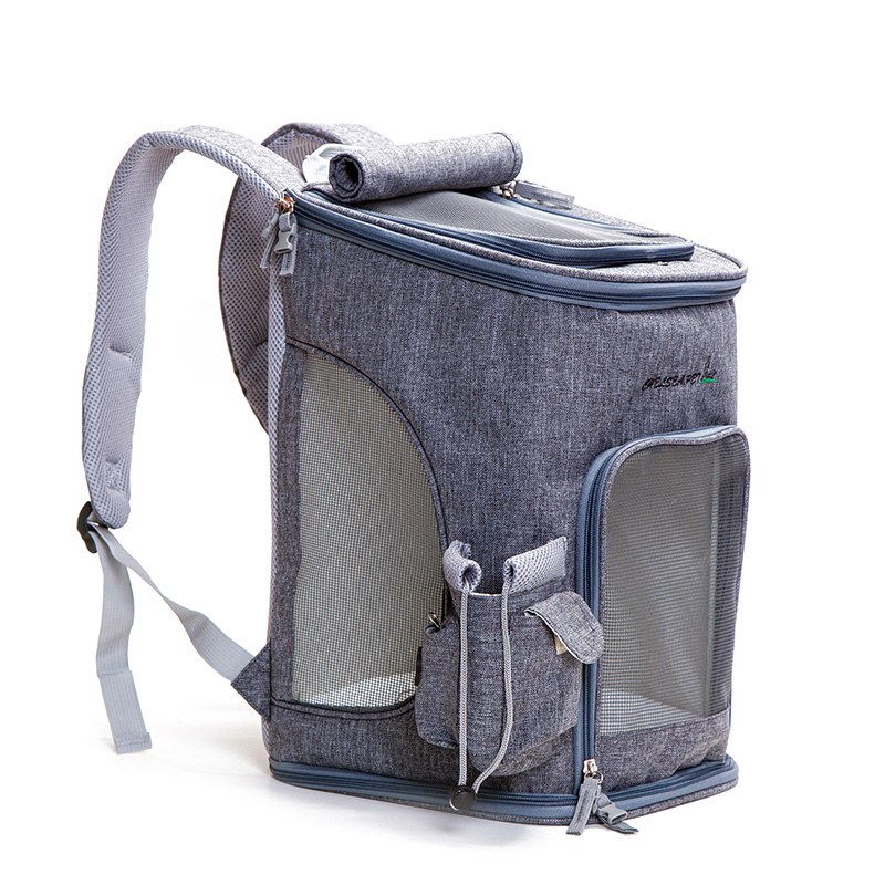 Cat Carrying Breathable Pet Carrier Fashion Dog Shoulder Backpack Puppy Outdoor Travel Portable Bag For Pet