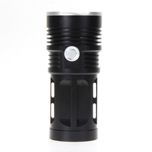 30000LM 12Leds XM L T6 Zoomable LED Flashlight Torch 4 x 18650 Battery Hunting Camping Flashlight