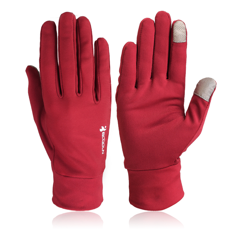 Brand Man Woman Cycling gloves long finger luva bike gloves for driving skiing running Climbing hiking outdoor sports