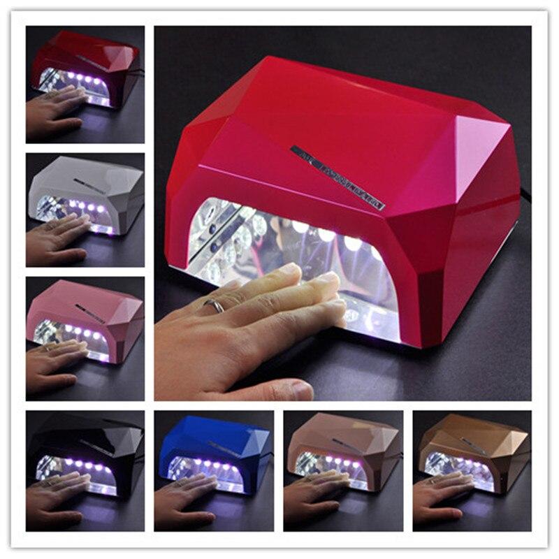 Schönheit & Gesundheit Sunx1 Plus 72 W Uv Led Lampe Gel Nagel Lampe Nagel Trockner Für Aushärtung Alle Gel Polnisch Mit Auto Sensor Sonne Led Licht Maniküre Werkzeuge Nails Art & Werkzeuge