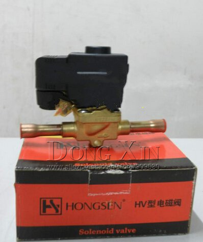 ФОТО Model HV3-2T 6.35MM solenoid valve in cold storage