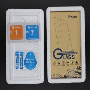 """Image 5 - Nicotd 2.5D Gehärtetem Glas Für Samsung Galaxy Note 3 III N9000 N9005 5,7 """"Anti Schock Einscheiben schutzfolie schutz Film"""