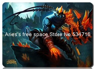 Night Magic Crystal Varus mousepad league of legends gaming mouse pad large notbook computer mouse mat 8 size mouse pad