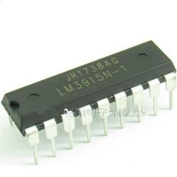 5 pçs/lote LM3915N-1 DIP18 LM3915-1 DIP DIP-18 LM3915N LM3915