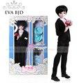 1/3 BJD Boneca 60 cm 19 articulado bonecas Príncipe Menino Homens bonecas Do Sexo Masculino (Olhos livres + Cabelo + Maquiagem + Roupa + Sapatos) EVA BJD DA001-10