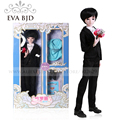 1/3 BJD Doll 60cm 19 jointed dolls Prince Boy Men Male dolls ( Free Eyes + Hair + Makeup + Clothes + Shoes )  EVA BJD DA001-10