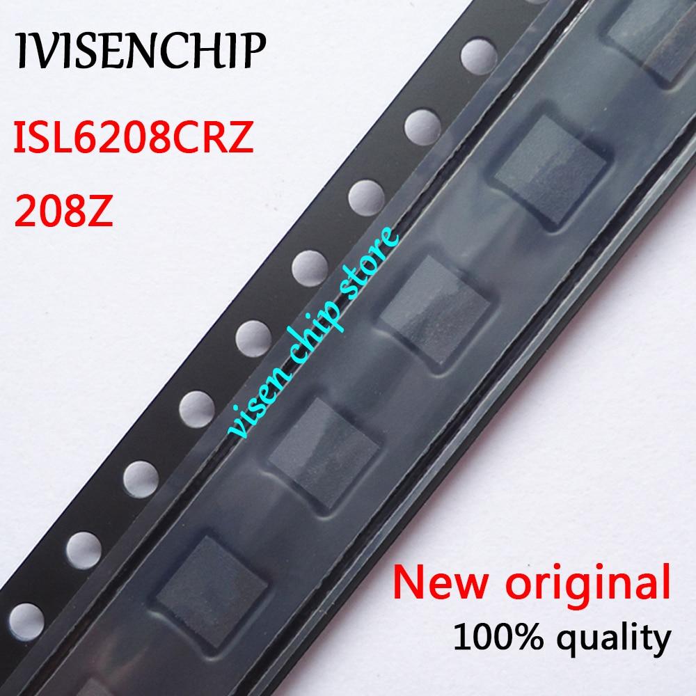 10pcs ISL6208CRZ 208Z ISL6208 QFN-8