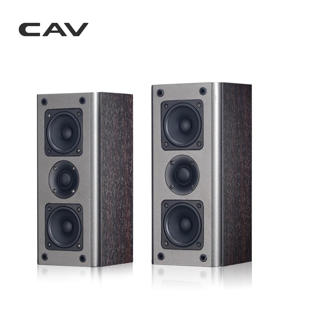 CAV SP950CS High-end Home Theater 3.0  Wooden Passive Speaker Music Center Surround Sound System Soundbar TV 3pcs/set 4