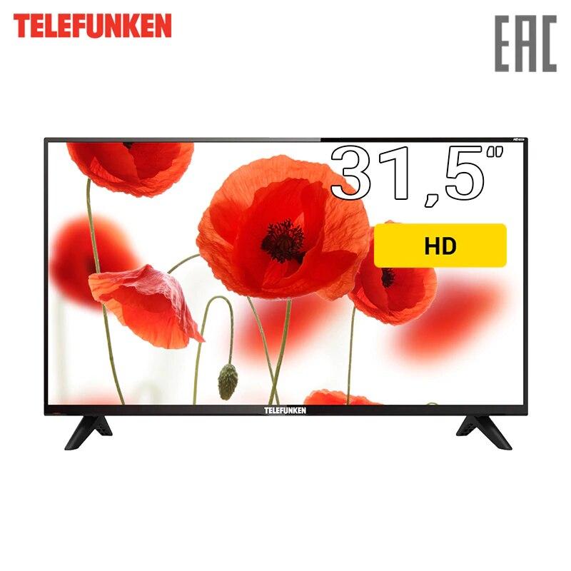 TV 31.5 Telefunken TF-LED32S76T2 HD 3239inchTV dvb dvb-t dvb-t2 digital