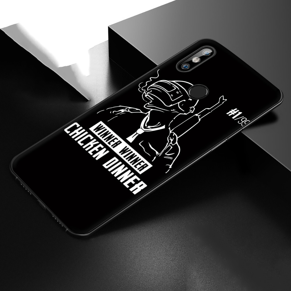 Pubg Wallpapers Phone Case For Xiaomi 6 8 Lite A1 A2 Lite F1 Redmi 4a 4x 5 A Plus 6a 6pro 7a K20 9t A3 Pro Cc9 Cc9e 8a