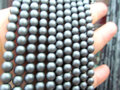 wholesale 5strands 2 3 4 6 8mm Hematite gem Titanium plated ,round ball grey blue silver,gold,gunmetal,purple,brozne mixed loose