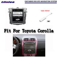 Android 2G RAM For Toyota Corolla 2007~2012 Car Radio Audio Video Multimedia DVD Player WIFI GPS Navi Navigation
