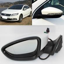 купить Brand New 13 Pins Power Adjusted Power Heated Side View Mirror For Volkswagen  CC 2010-2018 по цене 8924.07 рублей