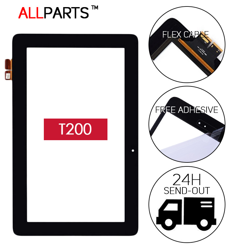 ORIGINAL TESTED 11.6 inch Tablet Touchscreen For Asus Transformer Book T200TA T200 Touch Screen Glass Panel Parts Free Adhesive