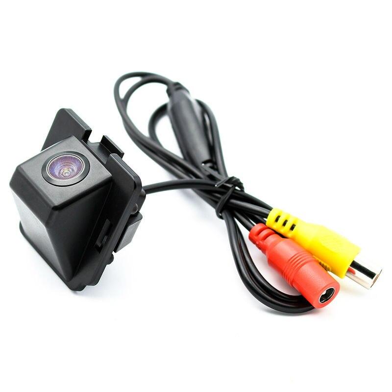GreenYi Intelligent Trajectory Vehicle Rearview Reverse Camera for Mitsubishi Outlander XL / Citroen C-Crosser / Peugeot 4007 1