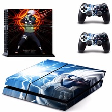 Naruto Kakashi Skin Sticker for Playstation 4