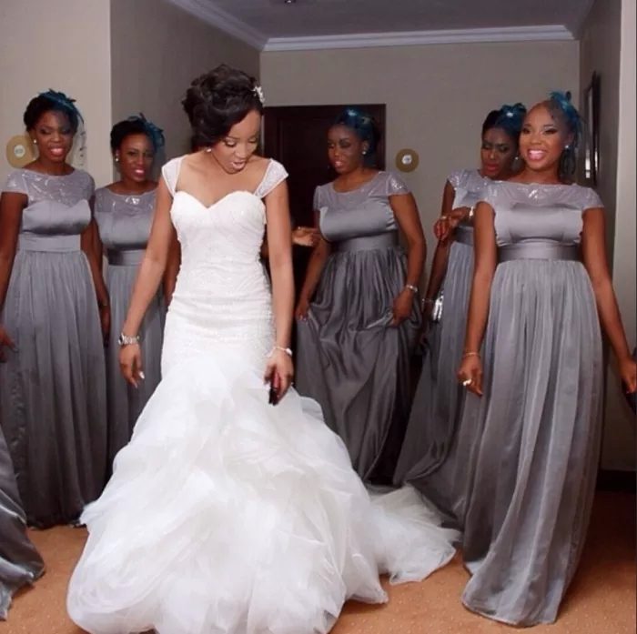 African Fashion Dresses For Bridesmaids