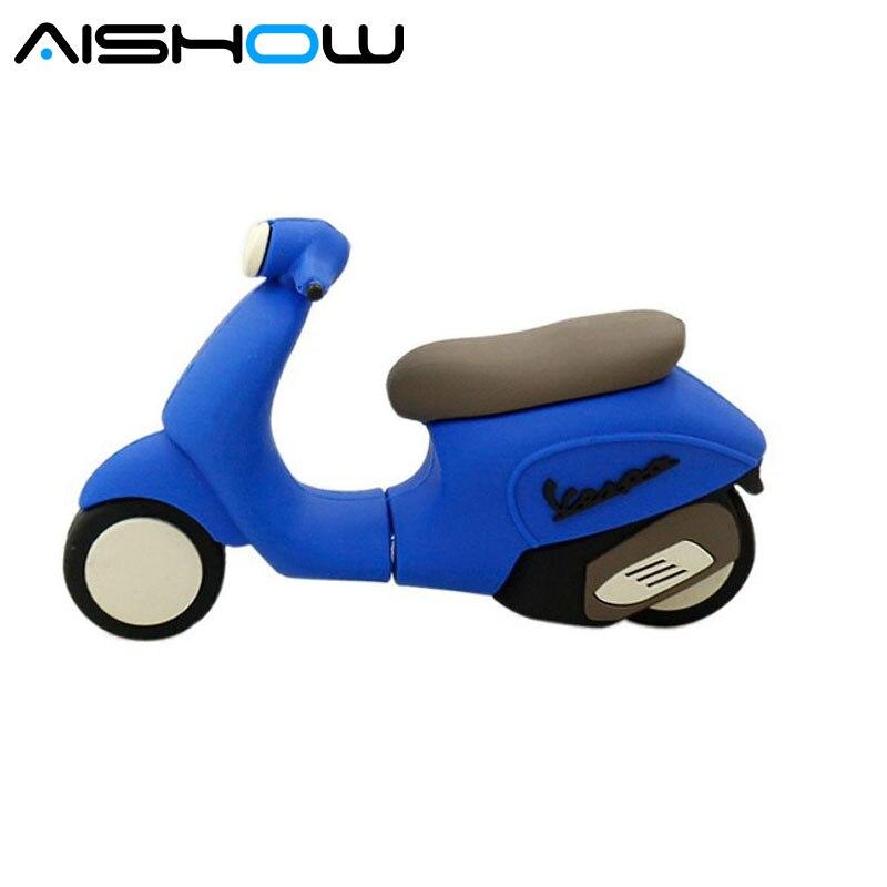 usb flash drive 64g pen drive 32g flash drive 16g 8g 4g new style Womens Motorcycle usb stick Usb2.0 memoria usb gift