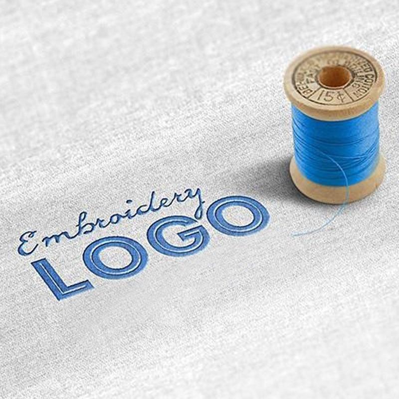 Logo Customized Extra Cost