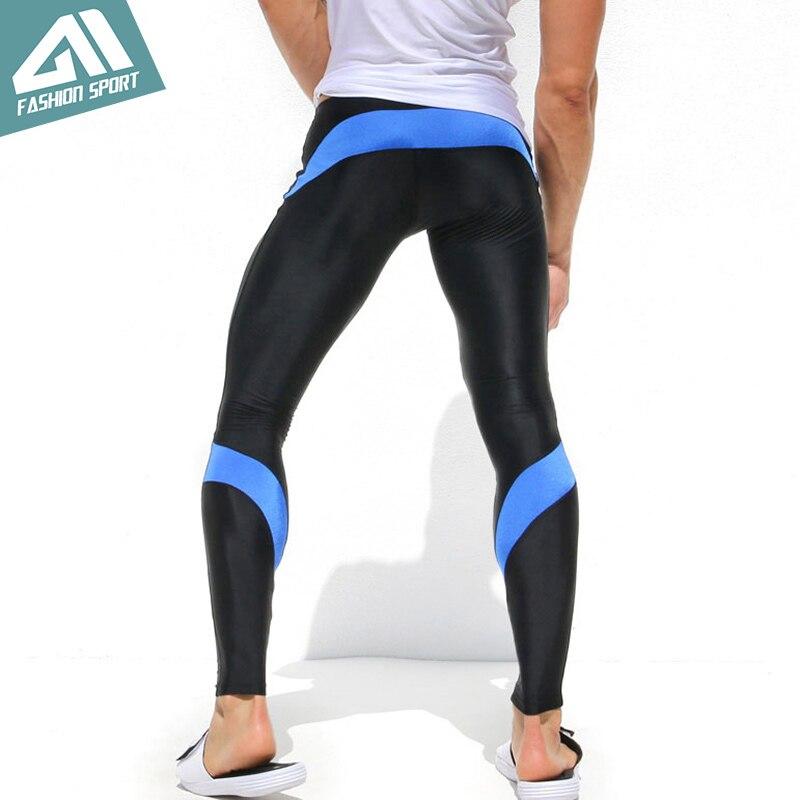 4964d0d751cd Aimpact Skinny Men Sport Pants Athletic Slim Fitted Running Men's Pants Gym  Tight Sweatpants AQ19
