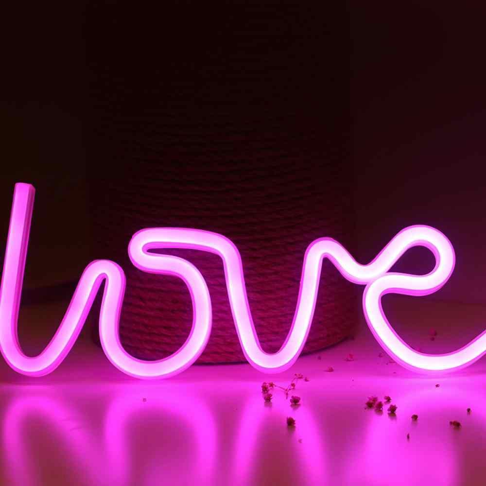 Mềm mại Đèn Neon Tira Dây ĐÈN LED TỰ LÀM Neon Ký Đèn cho Nhà Ngày Lễ Xmas Decor Cà Phê Thanh Trẻ Em Phòng Ban Đêm đèn Trang Trí Tường Nhà