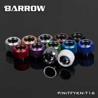 "Barrow G1/4"" Choice Serial Color Rigid Hard Tube 16mm Fitting Connector TFYKN-T16"