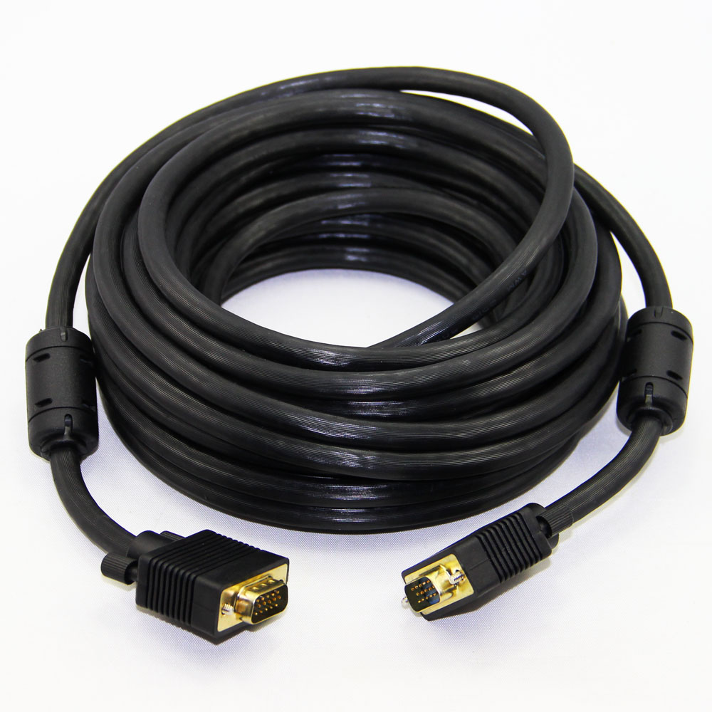 online buy wholesale 10m vga cable from china 10m vga cable wholesalers. Black Bedroom Furniture Sets. Home Design Ideas