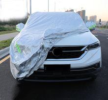 1 шт чехол для автомобиля dongfeng aeolus ax7 2019 Солнцезащитный