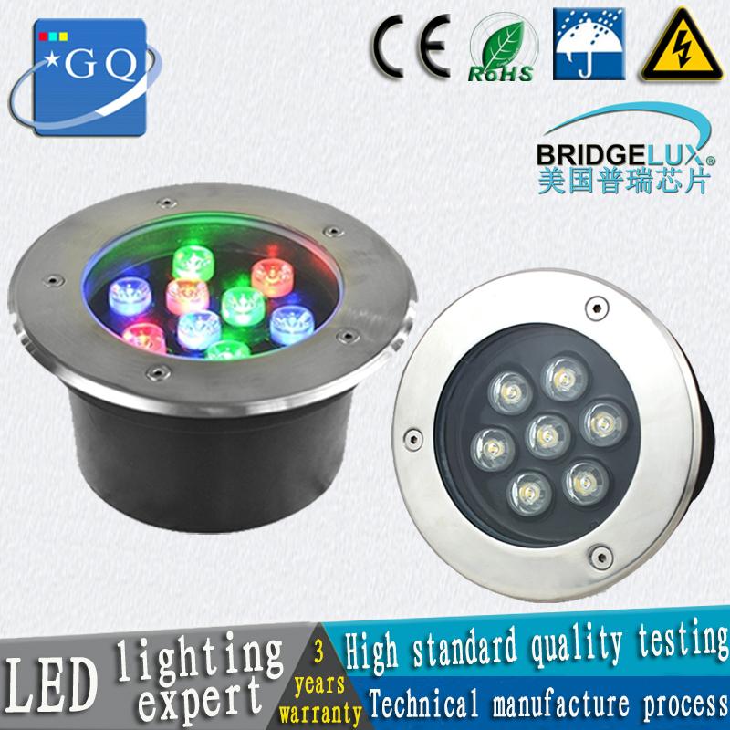 2pcs/lot 1-36W LED underground lamps Buried light outdoor light ground floor recessed lamp  AC85-265V ground buried light 10pcs lot 50w cob underground floor recessed lamp foot lamp led underground lamps buried ground12v 24v 85 265v buried lights