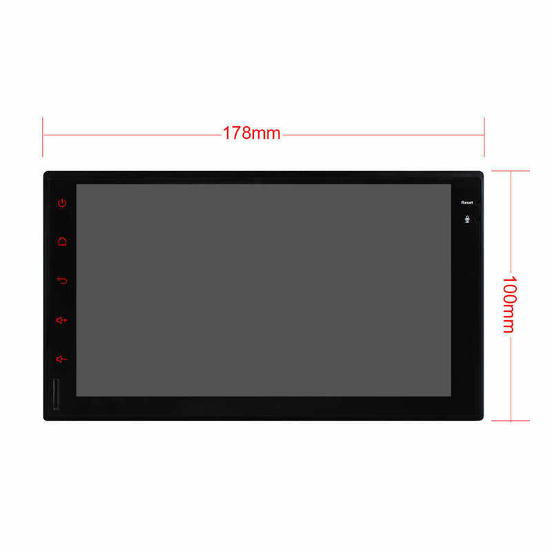Ownice C500 G10 Octa 8 Core Android Head Unit Ondersteuning 4G LTE SIM Netwerk Auto GPS 2 din Universele auto Radio dvd Multimedia speler