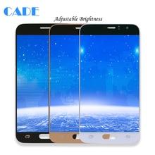 Купить Отрегулировать Яркость ЖК-дисплей Дисплей для samsung Galaxy J1 2016 J120F J120H J120 J120FN ЖК-дисплей Дисплей Сенсорный экран планшета Ассамблеи