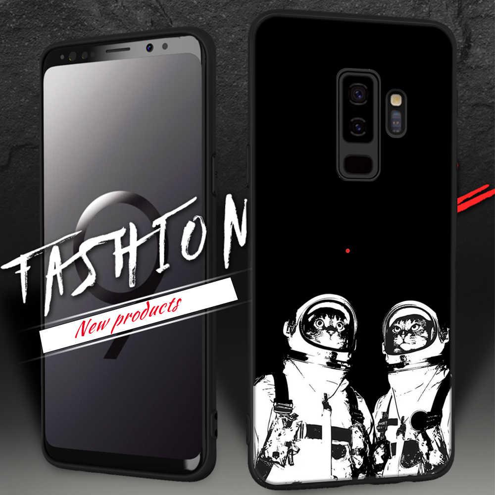 Caso do Teste Padrão TPU Para Samsung Galaxy S9 S8 A8 Plus 2018 A5 A3 A7 J7 J5 J3 2017 2016 S9 s8 Plus Nota 8 S7 S6 Borda J2 Pro Soft Case