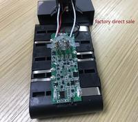 Atualizar placa PCB placa de proteção da bateria e Caso para Dyson v6 DC62 DC63 DC72 com parafuso|Acessórios para baterias| |  -