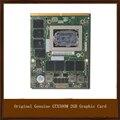 Original genuine nvidia gtx580m 2 gb placa gráfica para dell exibição placa de vídeo gpu substituição testado trabalho