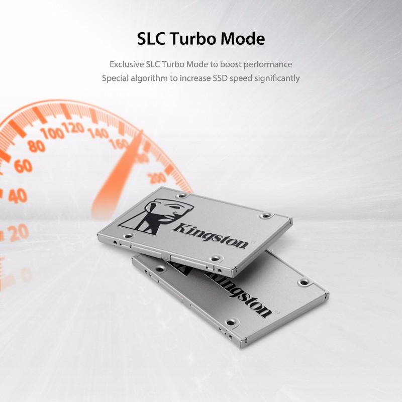Kingston SSD kõvaketas – 120 GB