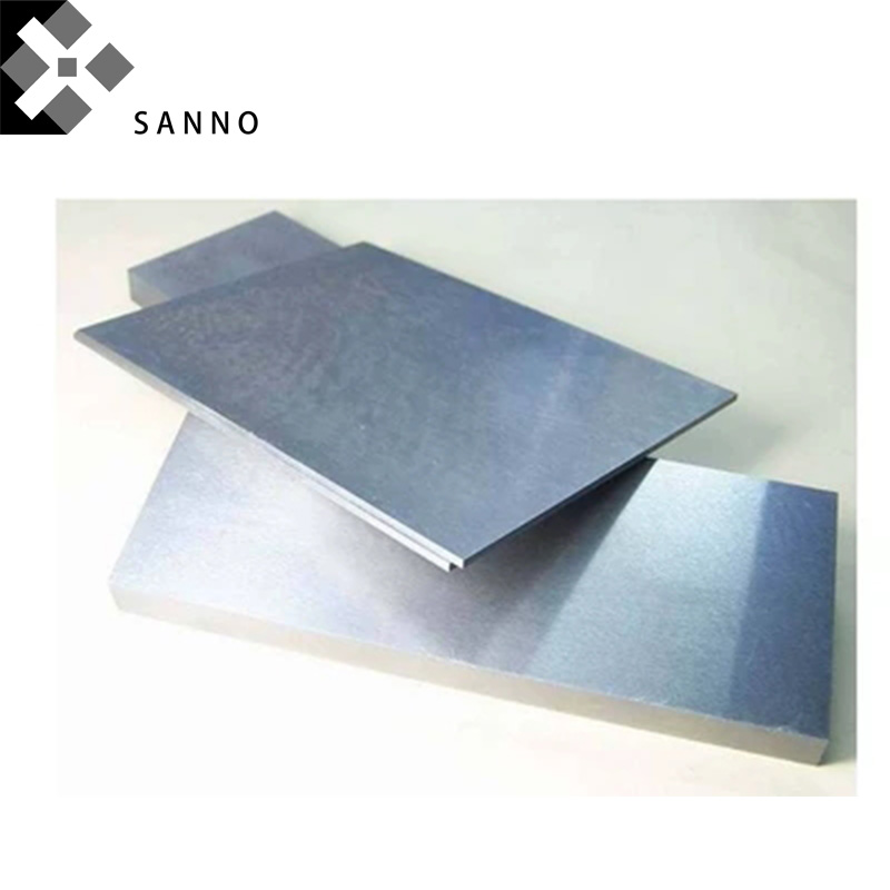 High Purity 99.999% Lead Plate Can Be Customized Pb Lead Sheet For Scientific Research