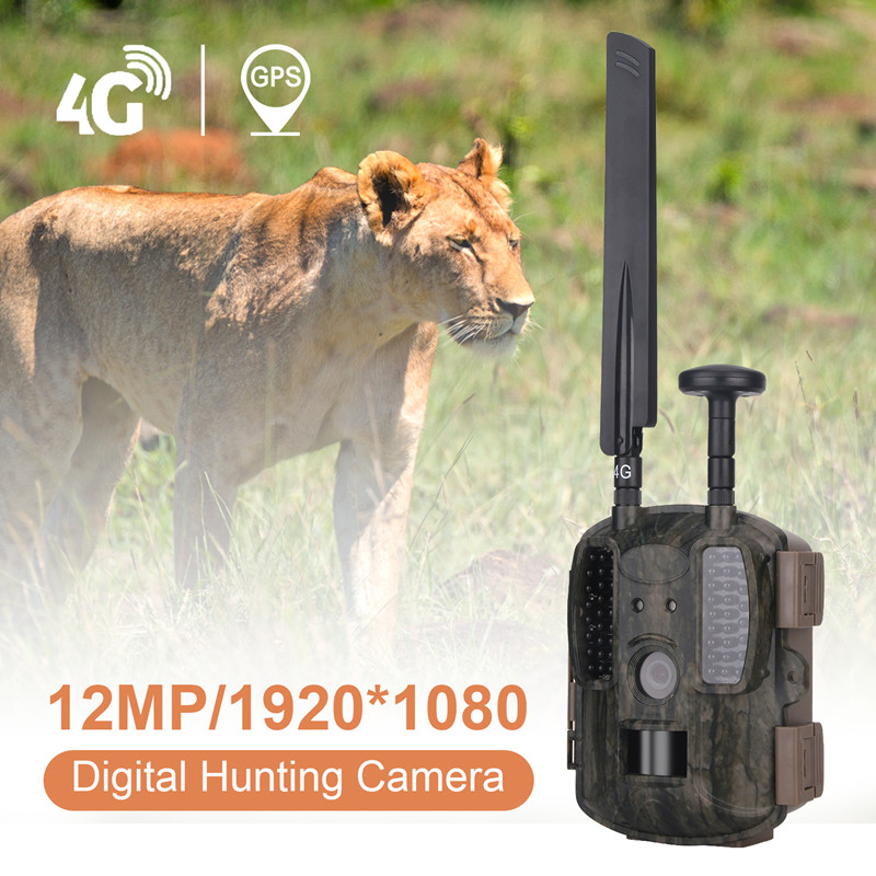 Scout Guard 4G Infrared Hunter Camera Trail Hunting Camera Wildlife Home Surveillance Time Lapse Chasse Photo Traps Foto Chasse wildcamera (25)