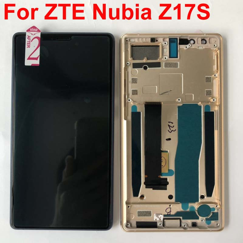 2018 New Arrival 100 tested OK For ZTE Nubia Z17S NX595J LCD Display Touch screen Digitizer