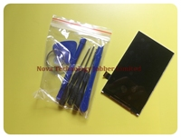 Novaphopat Z220 LCD Panel For Acer Liquid Z220 LCD Display Screen Replacement Parts ; With Tracking Number