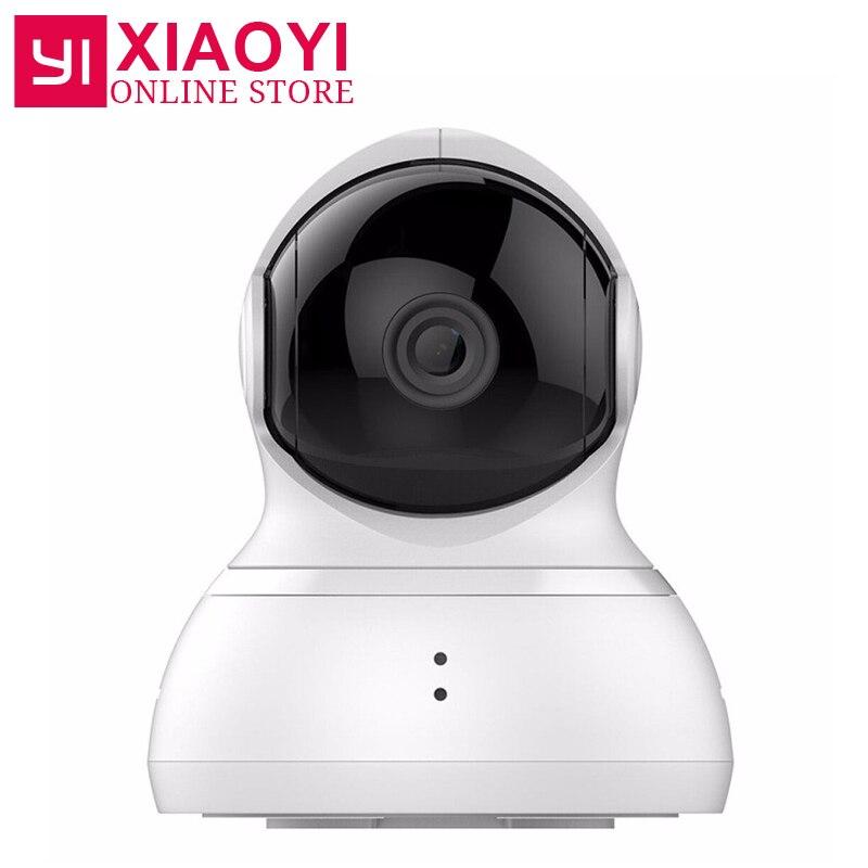 [Édition internationale] Xiaomi YI Dôme Caméra 112 720 p IP Caméra Xiaoyi 360 PTZ WiFi webcam Infrarouge de Vision Nocturne