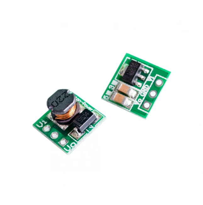 Provided 8w 3v 3.7v To 5v Dc Dc Boost Step-up Converter Power Supply Module For Solar Mobile Phone Smartphone Li Ion Battery Charger New Varieties Are Introduced One After Another Integrated Circuits