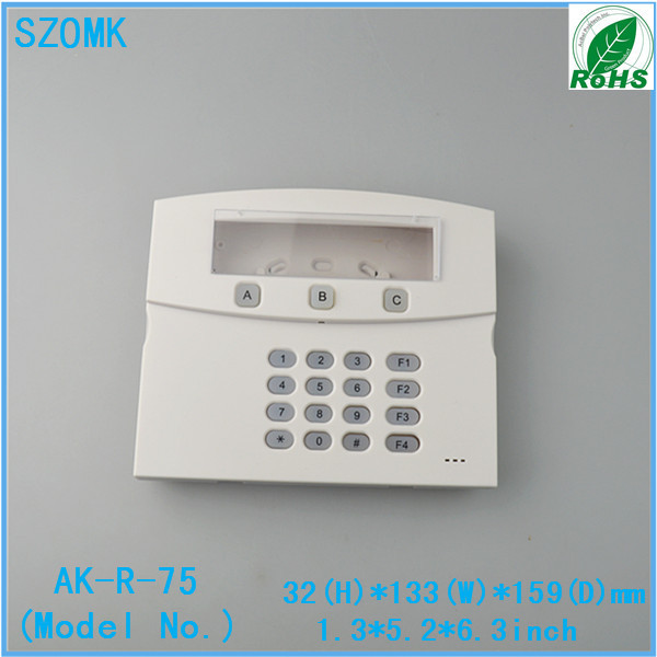 1 piece Wireless Home Security System LED Burglar Fire Alarm House Auto-dialer 32*133*159 mm 1.3*5.2* 6.3 inch ...