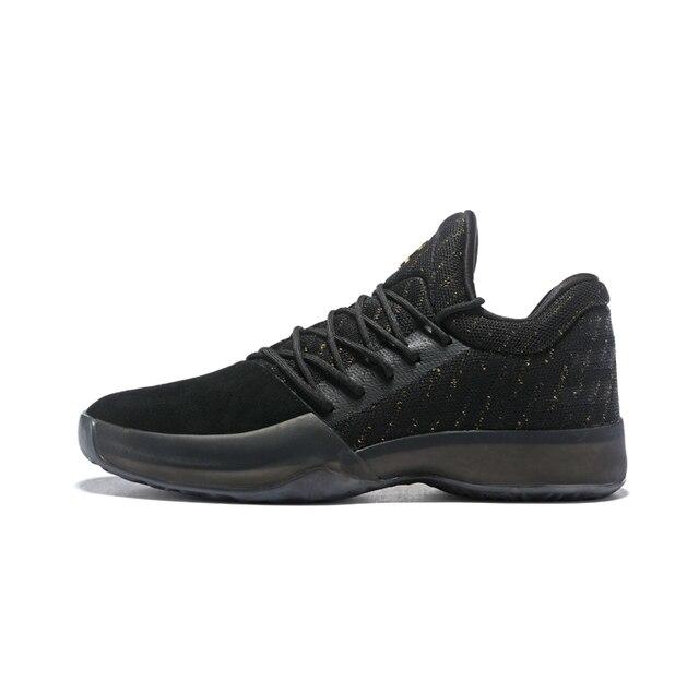 d9d47e52847 Mahadeng Basketball Shoes boost Harden Vol.1 black XENO BW0545 Sports  sneakers Size 39-46